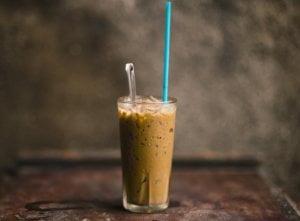 café glacé ou grec